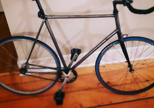 Peugeot fixed gear conversion Large
