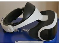 Sony Playstation VR with camera and 2x Move controllers