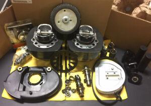 HARLEY DAVIDSON ENGINE PARTS- MINT CONDITION