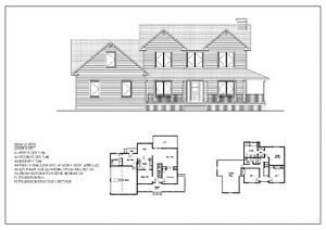 Custom House Plans & Drafting Services