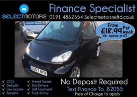 2007 Smart Fortwo Coupe Passion Auto Excellent Condition 1