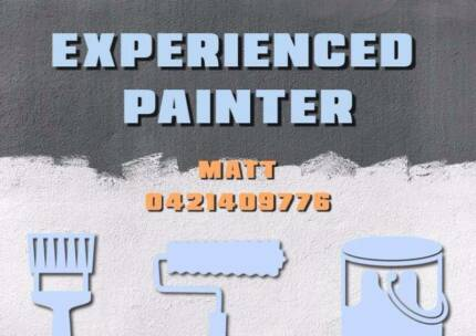Experienced Semi-Retired Painter