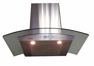 EnjoyHome Stainless Steel Range Hood On Sales