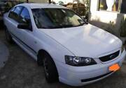 Ford Falcon 05 Auto LPG Petrol Duel Fuel 5 Months Rego TB Clean Roselands Canterbury Area Preview