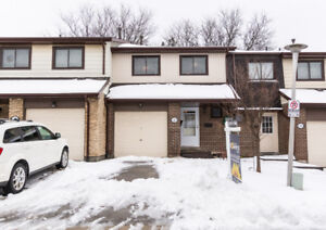 Rarely Offered 4 Bedroom Townhome