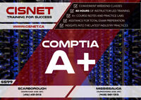 Comptia A+ Starting on July 2018 @ CISNET!!!