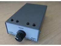 Logikit CMOS-4 Electronic Morse Keyer Ham Radio