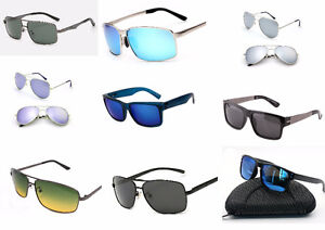 9 brand new mens sunglasses