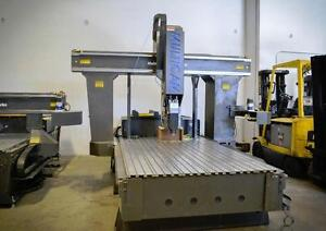Multicam 3 Axis 5000 Series CNC Router