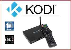 "MOVIE BOX ANDROID TV WITH KODI""Fully PROGRAMMED"" - (647)401-3336"