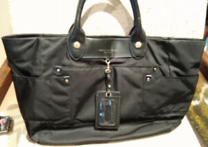 Marc by Marc Jacobs Preppy Nylon East-West black tote bag