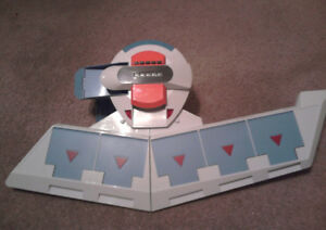 Yu-Gi-Oh 5D's duel disk