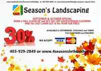 ***FALL CLEAN UP*** BEST DEAL***BEST SERVICE***30% OFF***
