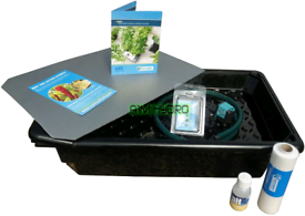 Nft GT205 hydroponics system brand new and Canna nutrients