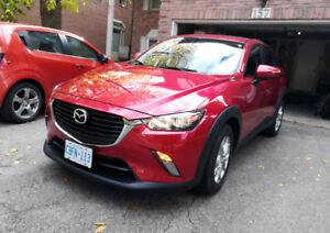 Mazda CX3 2016