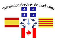Services de traduction et révision de documents