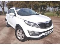 2012 62 Kia Sportage 2 1.6 GDi Petrol 6 Speed Manual