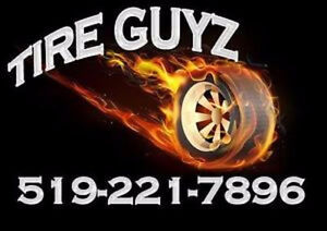 215/60/16 FIRESTONE WINTERFORCE    !!!!TIRE GUYZ!!!! Cambridge Kitchener Area image 1