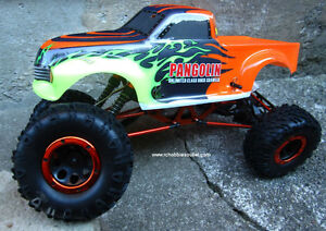 New RC Rock Crawler Truck Electric 2.4G 1/10 Scale 4WD City of Toronto Toronto (GTA) image 3