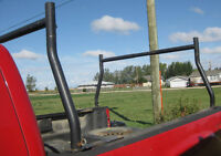 REDUCED 2 BAR, UTILITY LADDER TRUCK PICK Up RACK
