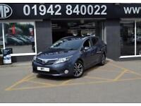2014 14 TOYOTA AVENSIS 2.0 D-4D ICON 5D 124 BHP DIESEL 6SP NEWSHAPE ESTATE.