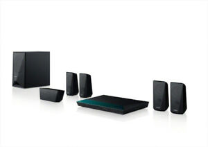 Sony BDVE3100 1000W 5.1 Channel 3D Blu-ray Home Theatre System