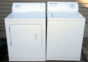 Kenmore washer / Dryer Pair - excellent condition, Clean, Works