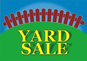 Yard sale 5825 oxley ave, Lasalle