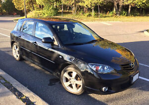 2006 Mazda GT Hatch fully loaded **Original Owner**