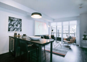 Luxury room in downtown Toronto