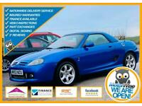 MGTF 115 Cool blue 2dr 2004 - HARD TOP - NEW CLUTCH - HEAD DONE - LOW MILES -