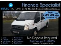 2007 Ford Transit 17 Seater Minibus 40k Miles FINANCE Available 2.4