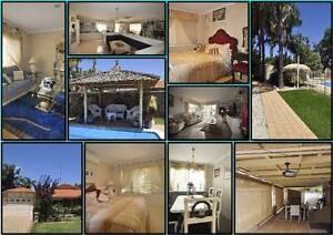 FAMILY HOME 4 X 2 PLUS, POOL, 2 SHEDS WORK SHOP 3 CAR GARAGE. Erskine Mandurah Area Preview