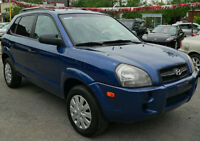 2006 Hyundai Tucson***excellent condition***must be seen