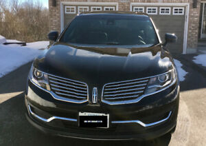 Taking over this gorgeous 2018 Lincoln MKX Reserve!