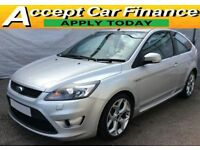 Ford Focus 2.5 ST-2 225 SIV 2010.25MY ST2 FROM £57 PER WEEK.