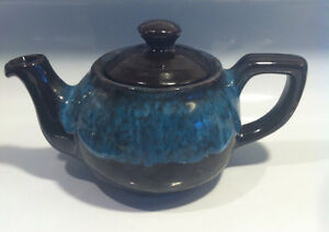 Royal Canadian Art Pottery teapot