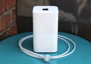 Apple Airport Extreme Router and Wi-Fi network Extender