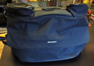 Kuryakyn Deluxe Convertible Trunk Rack Bag