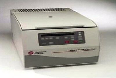 Beckman Coulter Allegra X-22r Centrifuge With S4180 Rotor With Buckets