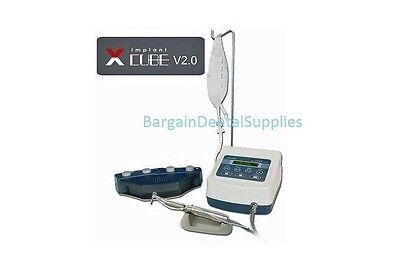 Saeshin X Cube V2.0 Brushless Surgical Implant Motor 201 Wcontra Angle -fda