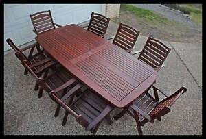 Quality   KWILA OUTDOOR DINING SETTING Arana Hills Brisbane North West Preview