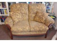 2 seater sofa £50