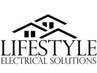 Lifestyle electrical solutions - Napit member Trust Mark member, all aspects of domestic electrics