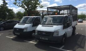 DOMESTIC RUBBISH COLLECTION AND COMMERCIAL WASTE REMOVED MAN&VAN ALL CLEARANCES CHEAPER THAN A SKIP.