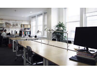 Desk spaces to rent in professional Soho office with great facilities