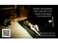 Photography lessons in Brighton- Beginner to Advance first lesson free