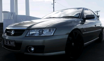 2005 LS1 VZ HOLDEN COMMODORE