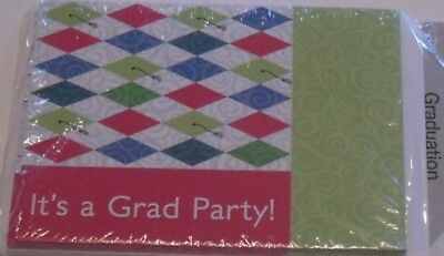 Graduation Party Items (GRADUATION PARTY INVITATION CARDS GRADUATING CARD 8 INVITATIONS C MY OTHER)