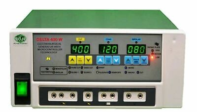New Electro Surgical Generator Machine 400 W Digital Electro Surgical Cautery